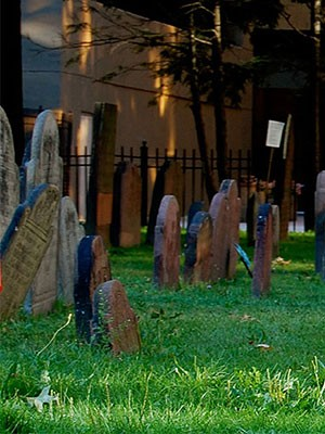 The Ancient Burying Ground Hartford