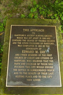 The Approach Plaque